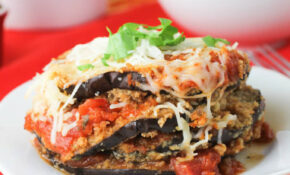 Healthy Eggplant Parmesan – Recipes With Eggplant Healthy