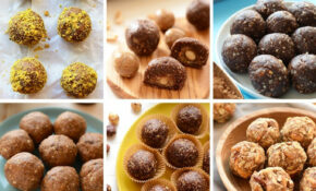 Healthy Energy Balls Recipes – Fit Foodie Finds – Healthy Recipes Protein