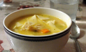 Healthy Family Cookin': Chicken Noodle Soup {Electric ..