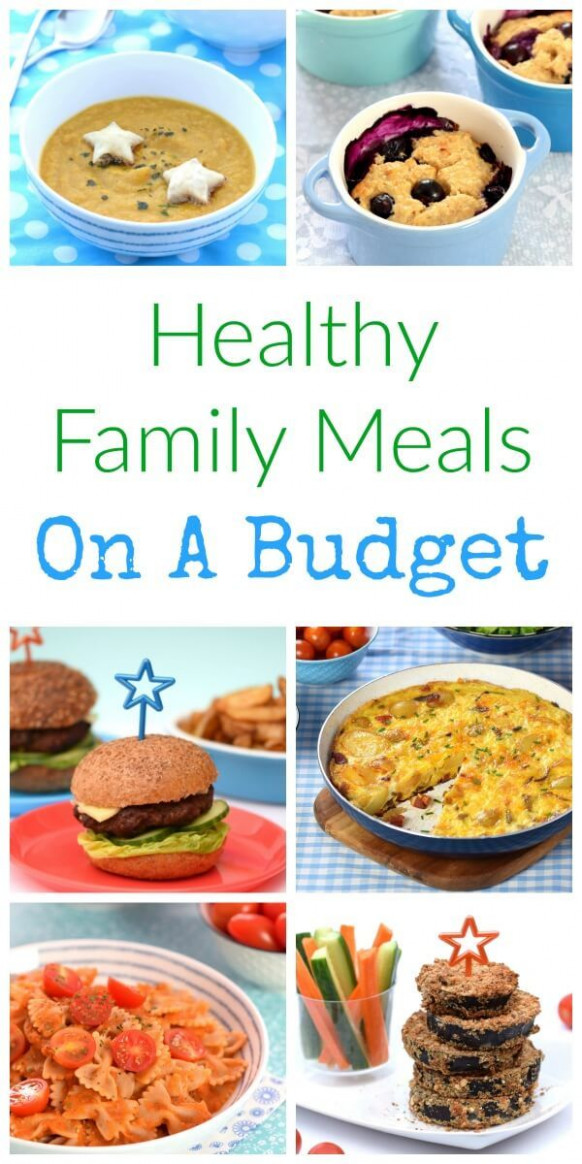 Healthy Family Food on a Budget | Eats Amazing UK - Fun ..
