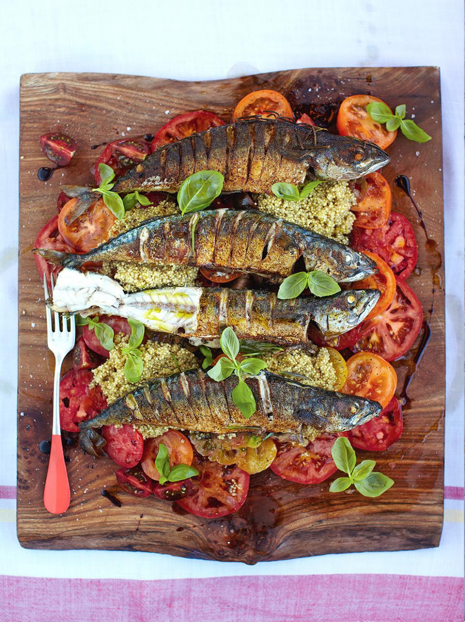 Healthy fish recipes | Galleries | Jamie Oliver - healthy recipes jamie oliver