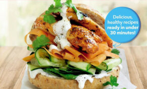 Healthy Food Guide 10 Fast Weeknight Meals | Magshop – Recipes Healthy Food Guide