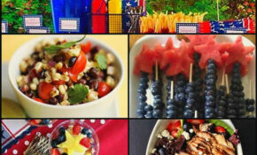 Healthy Fourth Of July Recipes – Healthy 4th Of July Recipes