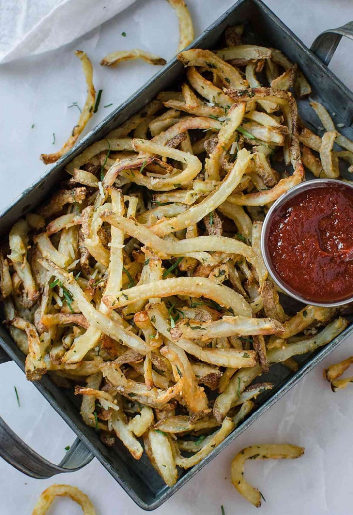 Healthy French Fries Recipes - Healthy Low Fat Air Fryer ..