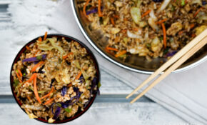 Healthy Fried Rice – Slender Kitchen – Healthy Rice Recipes