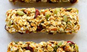 Healthy Fruit And Nut Granola Bars | Everyday Easy Eats – Recipes Granola Bars Healthy