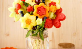Healthy Fruit Bouquets For Nature's Path Organic – Recipes Delicious Healthy Breakfast