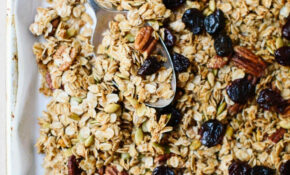 Healthy Granola Recipe – Cookie And Kate – Recipes Granola Healthy