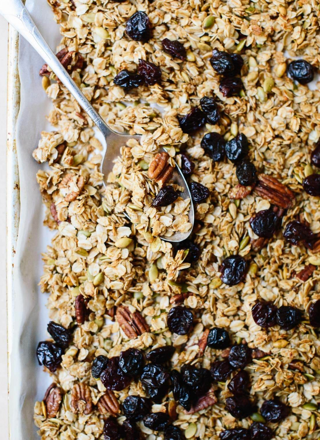 Healthy Granola Recipe - Cookie and Kate - recipes granola healthy