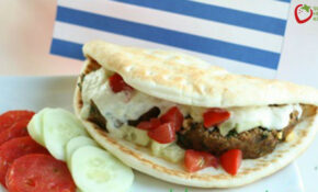 Healthy Greek Gyro Recipe | Healthy Ideas For Kids – Healthy Instant Pot Recipes Vegetarian