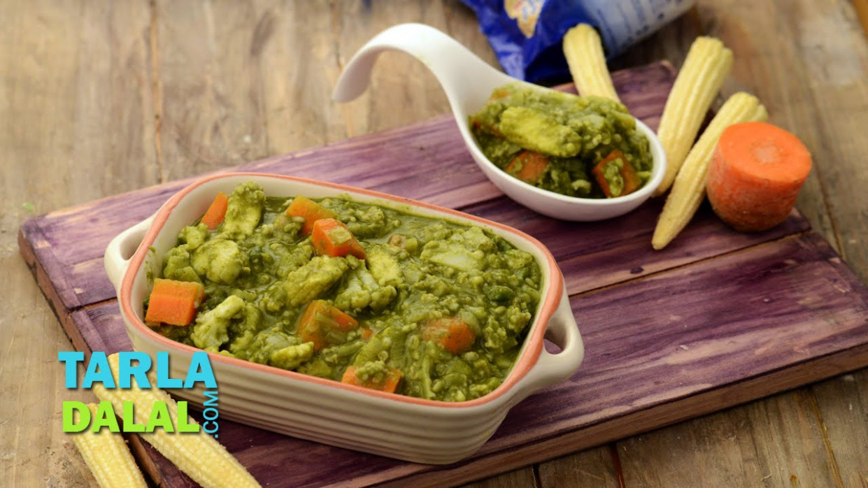 Healthy Green Curry | Pregnancy & Iron Rich Recipe | by ..