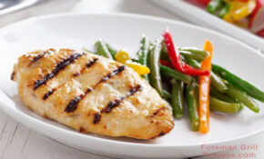 Healthy Grilled Chicken Breast – Foreman Grill Recipes – Healthy Recipes Using Chicken Breast