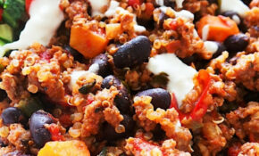 Healthy Ground Beef Bowl Recipe – Recipes With Ground Beef Healthy