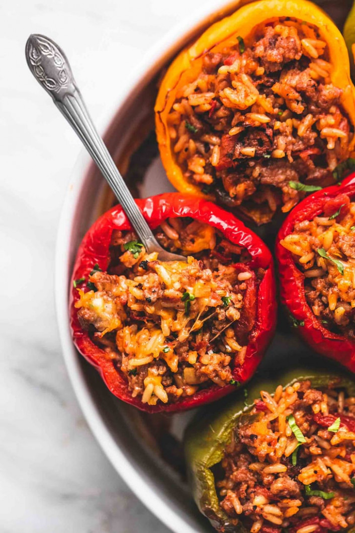Healthy Ground Beef Recipes | POPSUGAR Fitness - Recipes Using Ground Beef Healthy