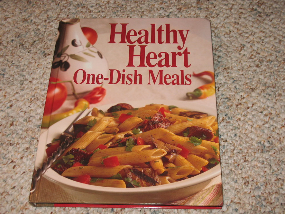 Healthy Heart One Dish Meals - Healthy Recipes Good For The Heart