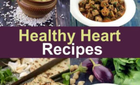 Healthy Heart Recipes, Indian Healthy Heart Diet, 300 ..