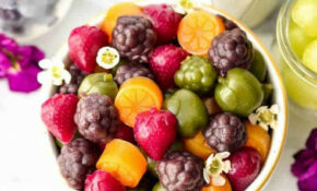 Healthy Homemade Fruit Snacks (with Whole Fruits & Veggies ..