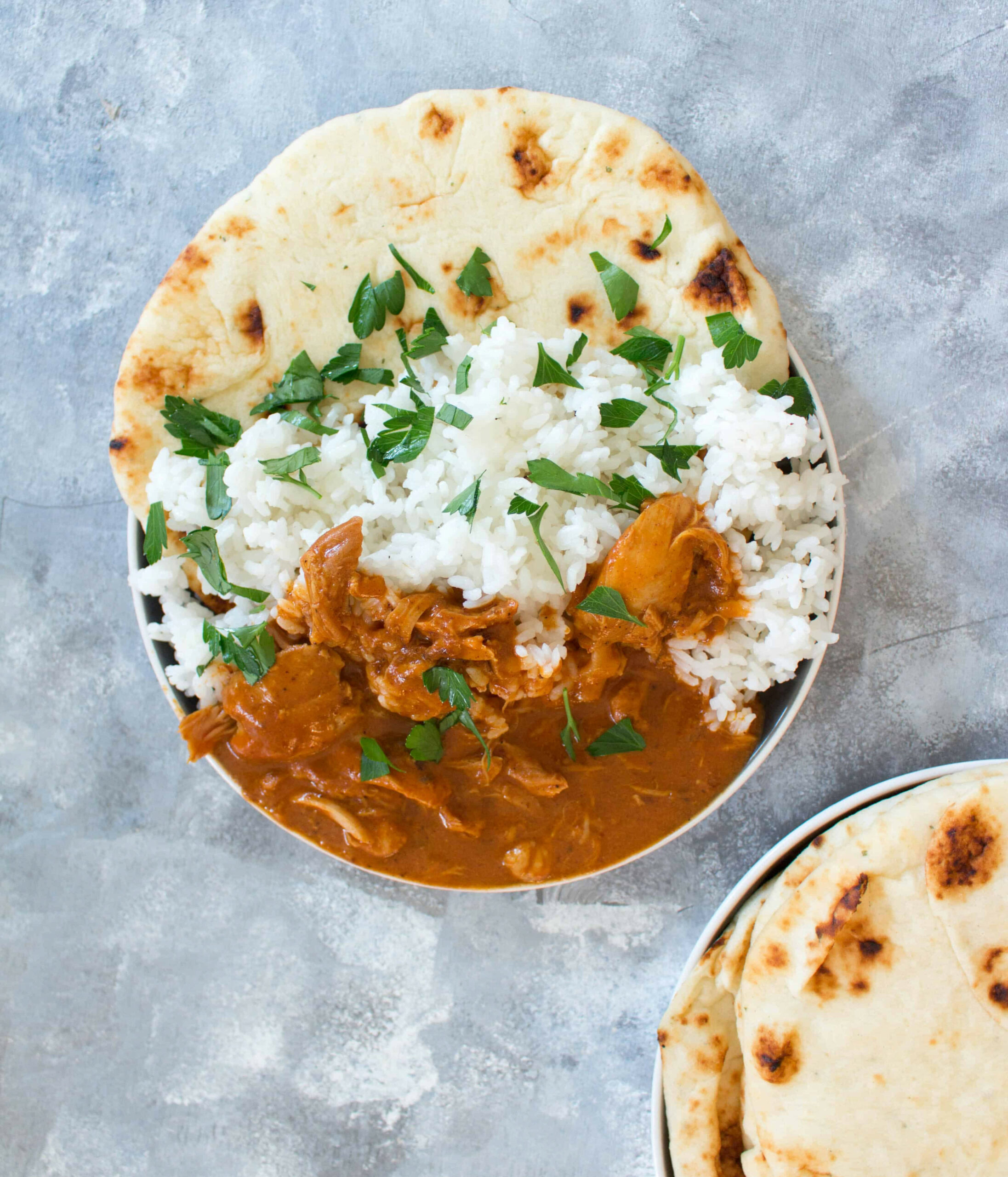 Healthy Instant Pot Butter Chicken - Carmy - Run Eat Travel - Healthy Instant Pot Recipes Chicken