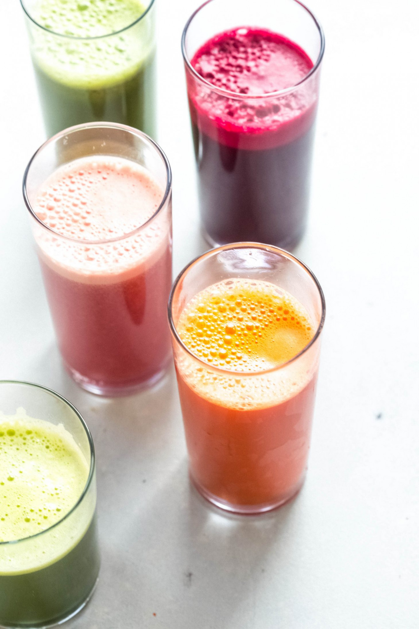 Healthy Juicing Recipes // Juice Cleanse | Platings + Pairings - healthy green juice recipes