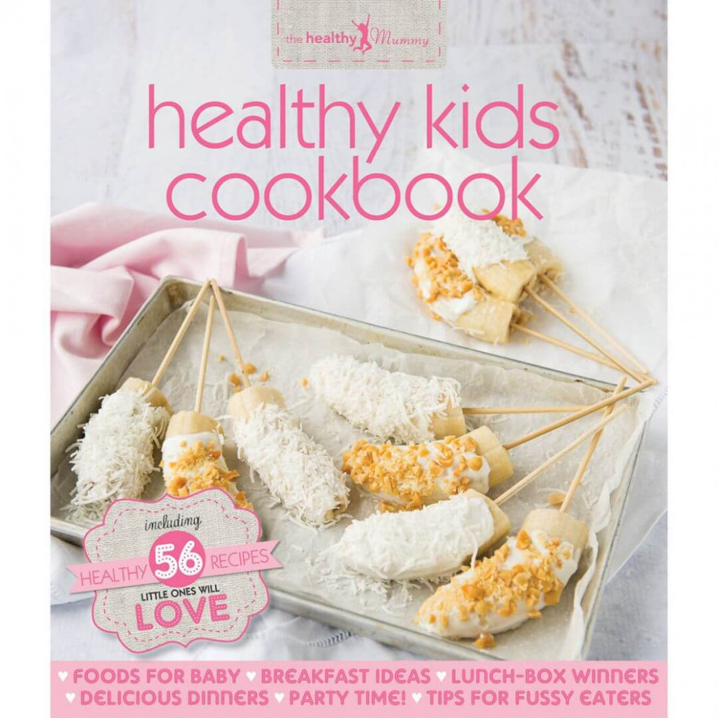 Healthy Kids Cookbook eBook | The Healthy Mummy - healthy recipes cookbook
