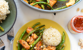 Healthy Kung Pao Chicken – Fit Foodie Finds – Recipes Kung Pao Chicken
