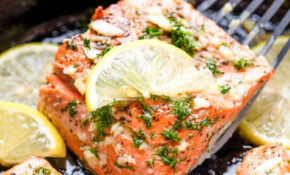 Healthy Lemon Garlic Salmon – Food Recipes Low In Potassium