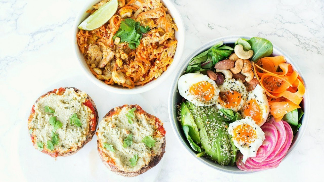HEALTHY LUNCH IDEAS! EASY LUNCH RECIPES! QUICK MEAL PREP ..