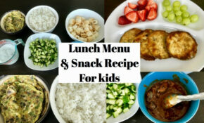 Healthy Lunch Ideas In Tamil & Kids Snacks Recipe|South Indian Simple Lunch  Menu Ideas|Lunch Routine – Recipes In Tamil For Dinner
