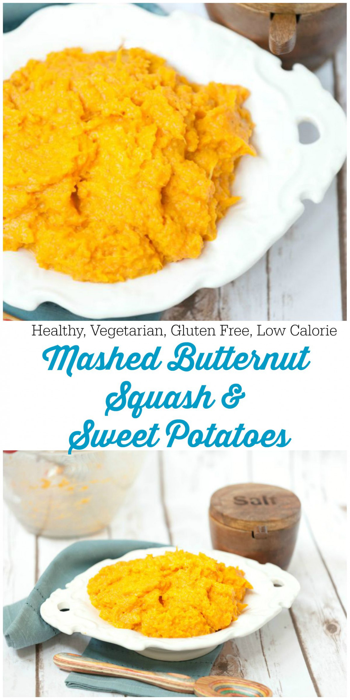 Healthy Mashed Butternut Squash and Sweet Potatoes | Food ..