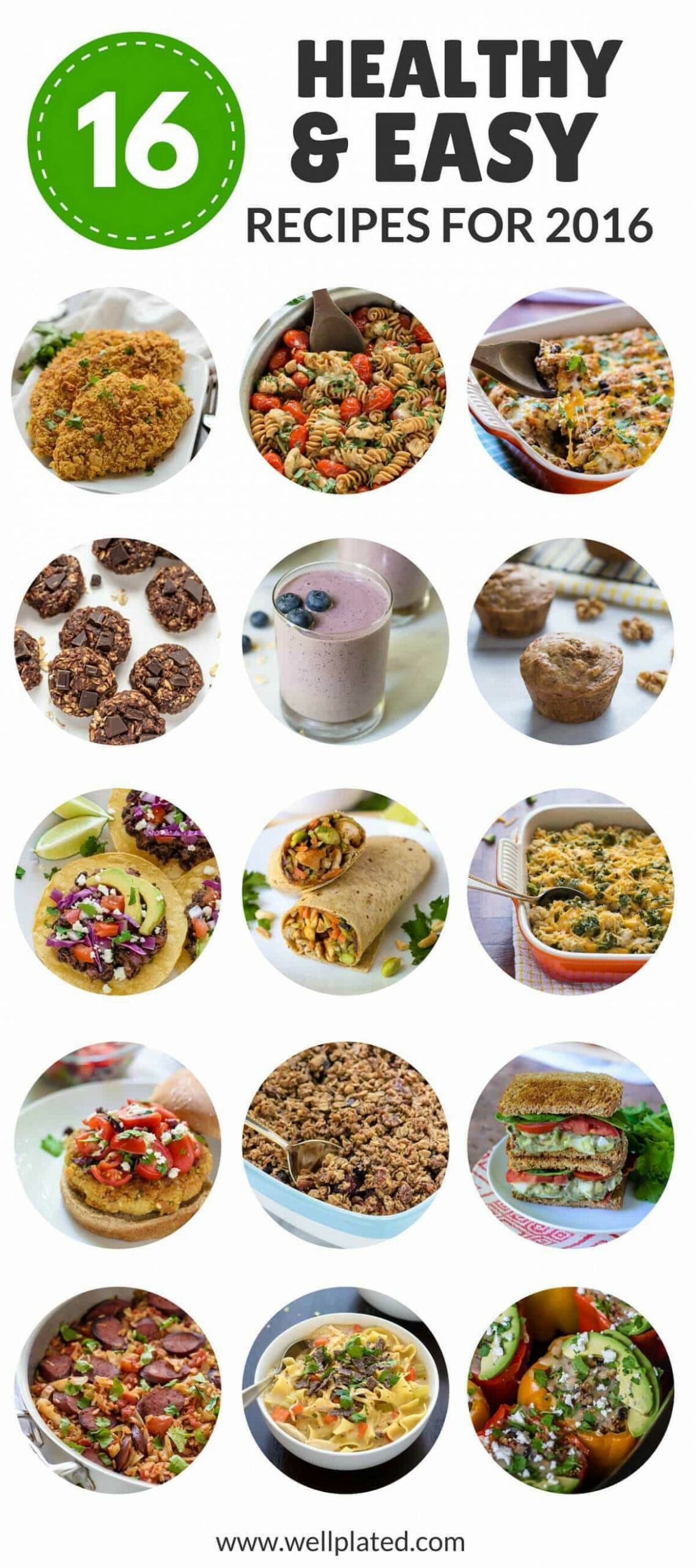 Healthy Meal Ideas To Lose Weight | Examples and Forms - healthy recipes to lose weight