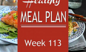 Healthy Meal Plan Week 12 – Cookin Canuck – Healthy Recipes Meal Plan