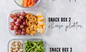Healthy Meal Prep Snack Ideas – Recipes Easy Healthy