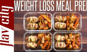 Healthy Meal Prepping For Weight Loss – Tasty Recipes For Losing Weight – Healthy Recipes Lose Weight