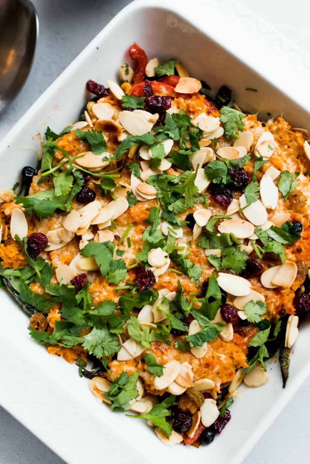 Healthy Mexican Sweet Potato Casserole - recipes sweet potatoes healthy