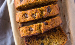 Healthy Moist Banana Bread | Gimme Delicious – Healthy Recipes Ripe Bananas