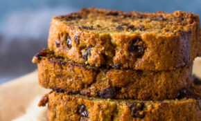 Healthy Moist Banana Bread | Gimme Delicious – Healthy Recipes With Xanthan Gum