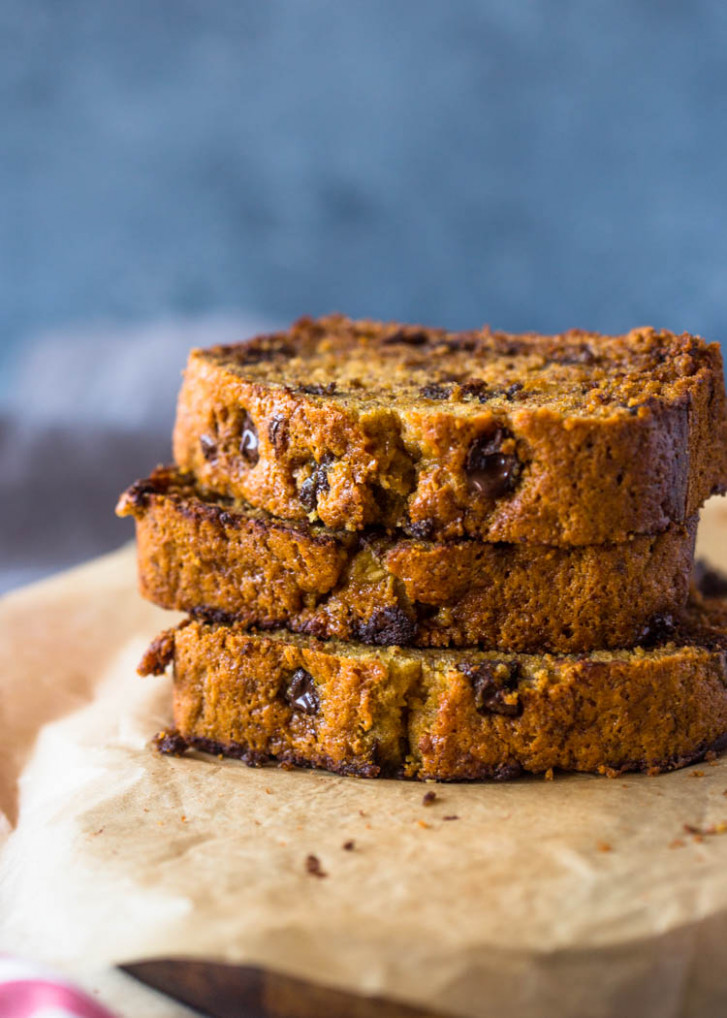 Healthy Moist Banana Bread | Gimme Delicious - Healthy Recipes With Xanthan Gum