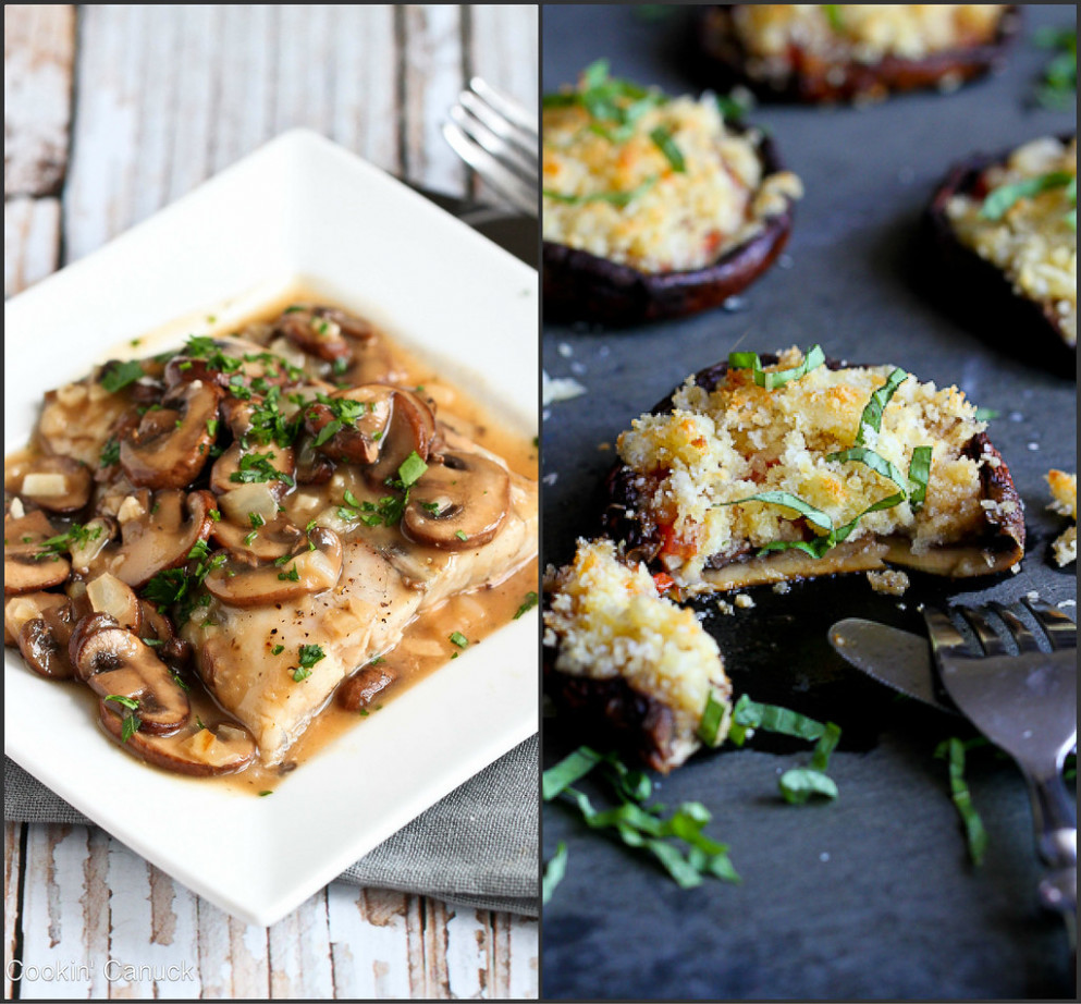 Healthy Mushroom Recipes | cookincanuck