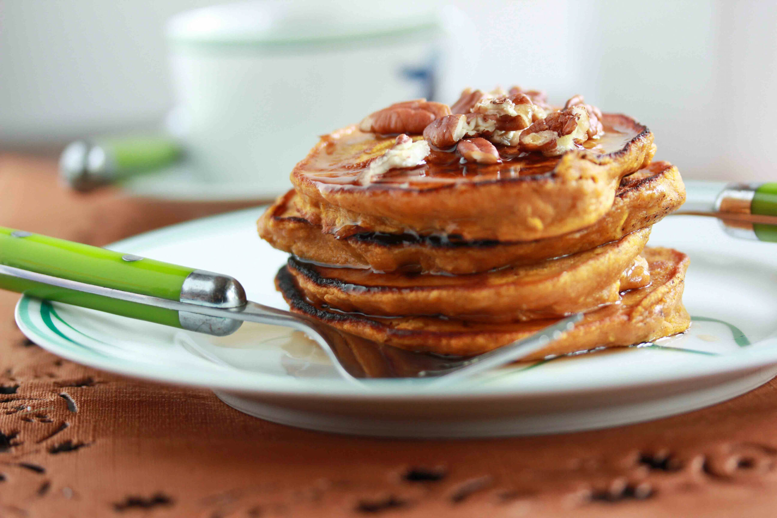 healthy oatmeal pancakes - recipes pancakes healthy