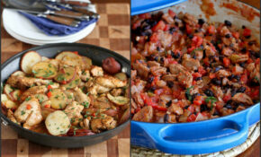 Healthy One Pot Dinner Recipes | Cookincanuck
