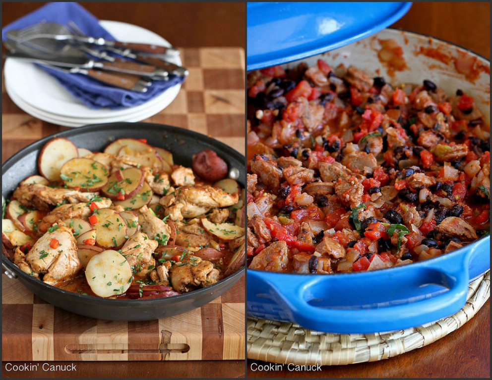 Healthy One-Pot Dinner Recipes | cookincanuck