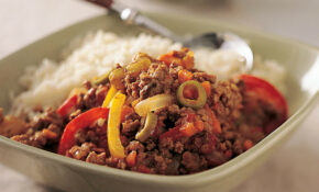 Healthy Picadillo Recipe | MyRecipes – Healthy Mince Recipes