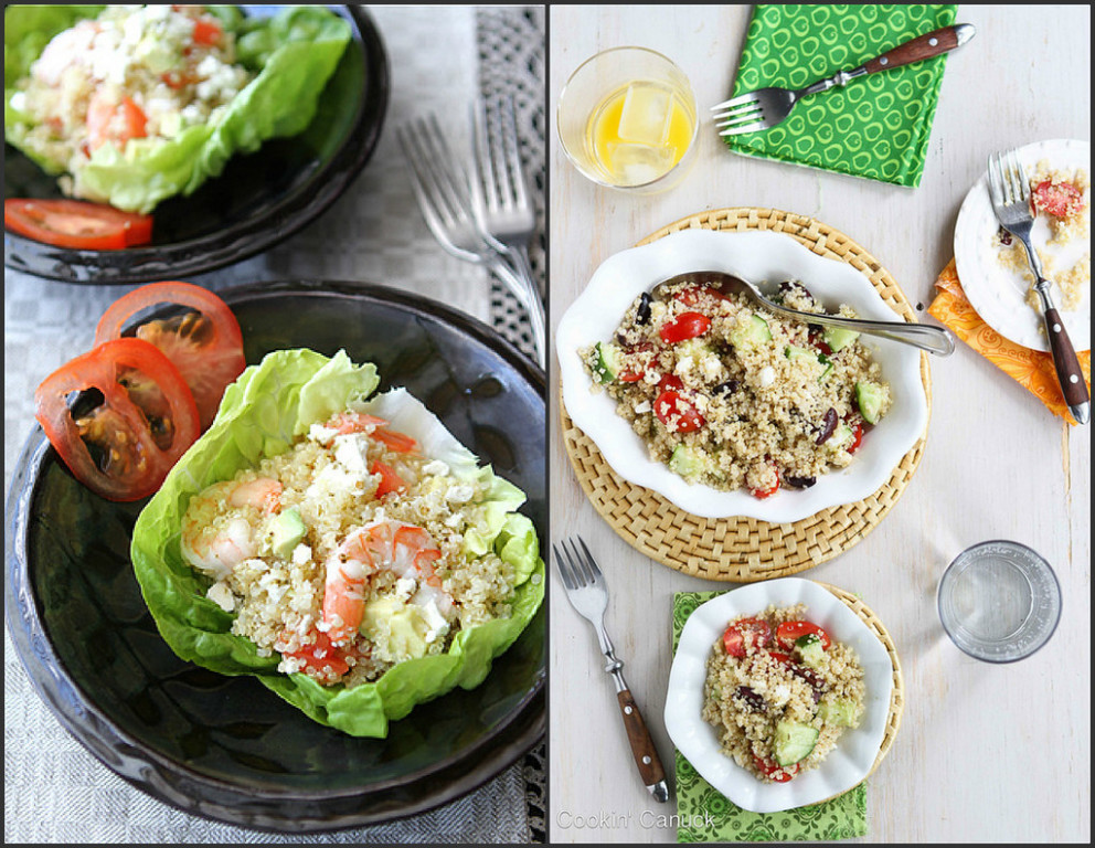 Healthy Quinoa Recipes | Cookincanuck