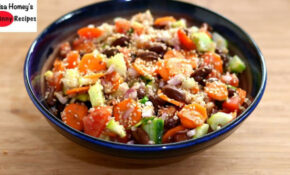 Healthy Quinoa Salad Recipe For Weight Loss – Dinner ..