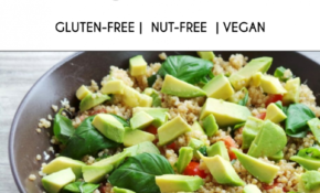 Healthy Quinoa Summer Salad – Beauty Bites – Healthy Recipes Quinoa Salad