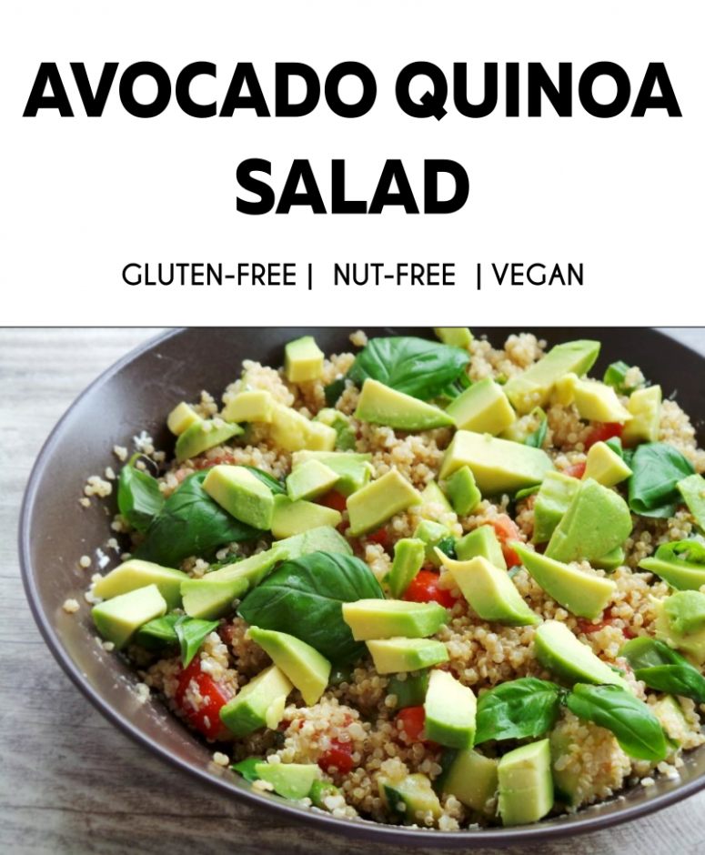 Healthy Quinoa Summer Salad - Beauty Bites - Healthy Recipes Quinoa Salad