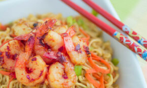 Healthy Ramen Noodles With Shrimp – Fun Love And Cooking – Healthy Recipes Ramen Noodles