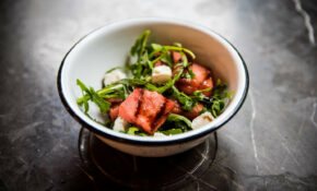 Healthy Recipe: Watermelon & Feta Cheese Salad – Liv – Healthy Recipes Magazine