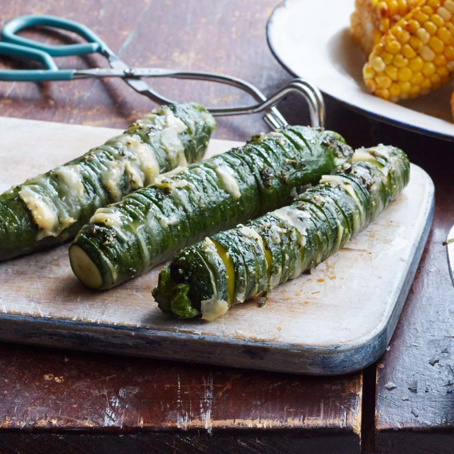 Healthy Recipes - EatingWell - Healthy Zucchini Recipes Side Dish