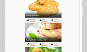 Healthy Recipes Ebook – Free Recipe App For Android – APK ..